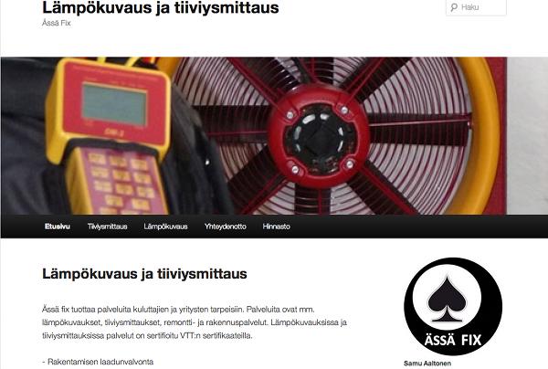 tiiviysmittaus.org